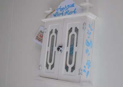 Къщичка в бяло