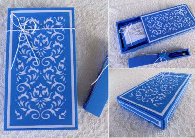 кутия за подарък за комплект