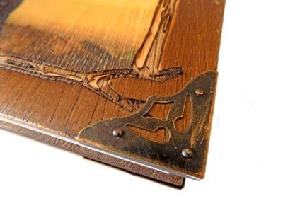 Дървена книга за пожелания