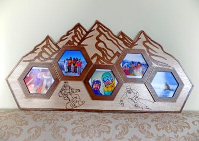 Рамка за стена със снимка