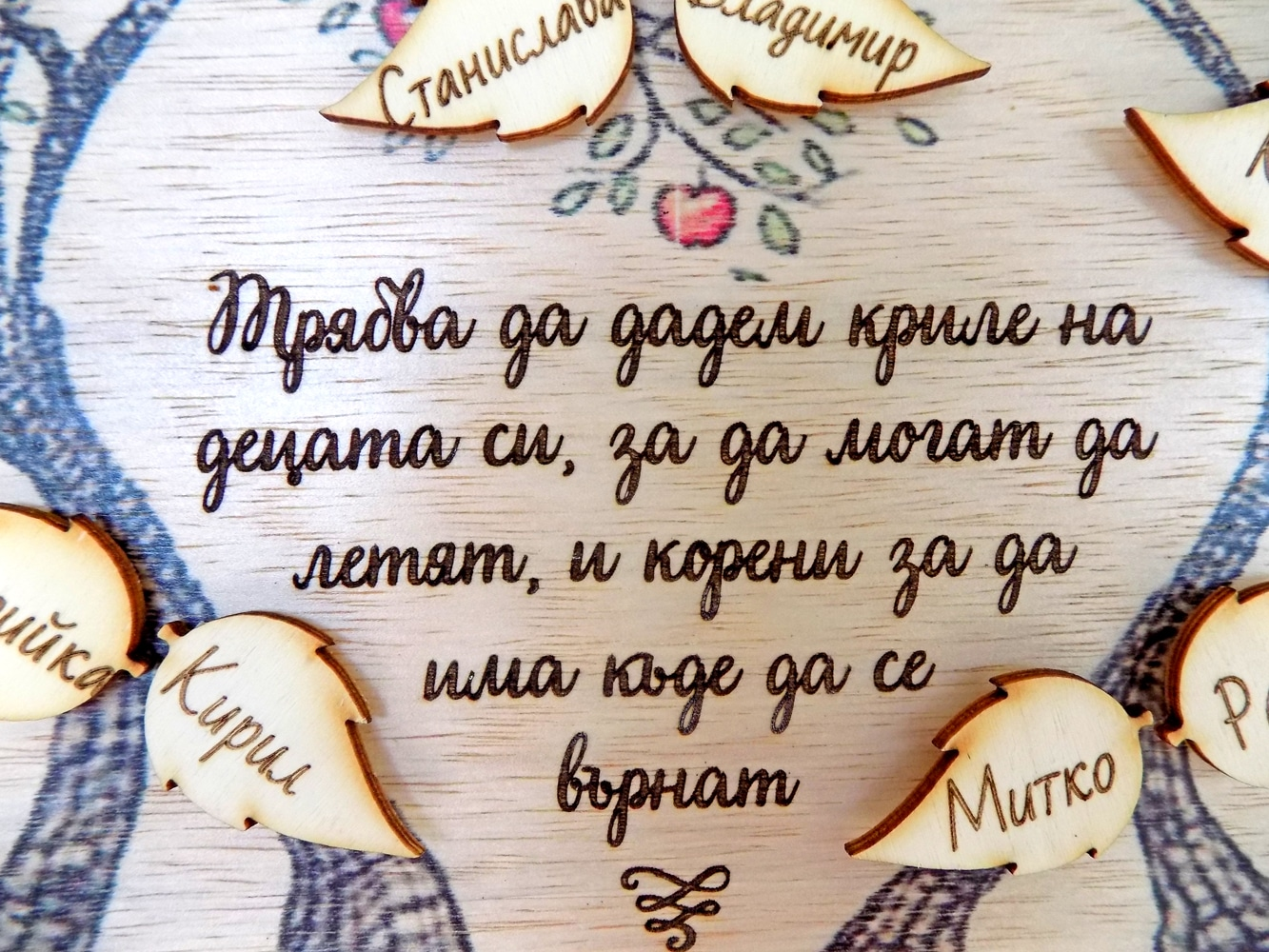 Красив цитат